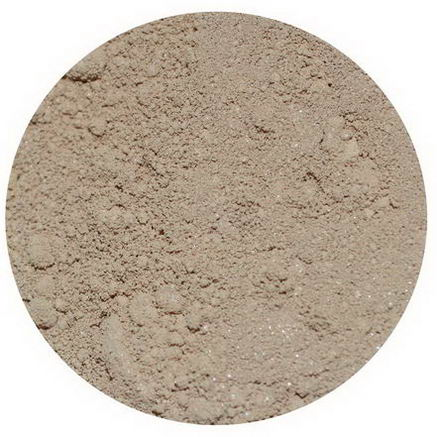 Earth Lab Cosmetics, Loose Mineral Foundations, Light Skin L3, 3g