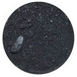 Earth Lab Cosmetics, Matte Eye Shadow, Midnight, 2g