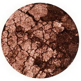 Earth Lab Cosmetics, Multi Purpose Mineral Powder/Eye Shadow, Brown Copper, 1g