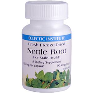 Eclectic Institute, Nettle Root, 250mg, 90 Veggie Caps