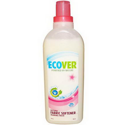 Ecover, Natural Fabric Softener, Morning Fresh, 32 fl oz (946 ml)