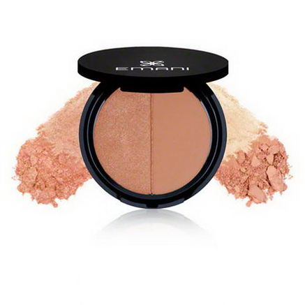Emani, Perfecting Face Bronzer, Copacabana, 0.42oz (12g)