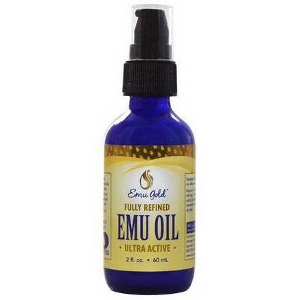 Emu Gold, Emu Oil, 2 fl oz (60 ml)