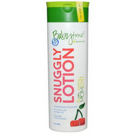 Episencial, Babytime, Snuggly Lotion, 8 fl oz (236 ml)