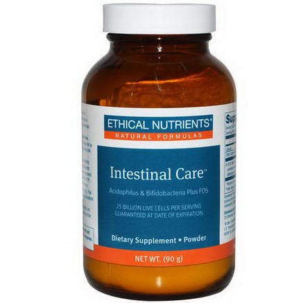 Ethical Nutrients, Intestinal Care, 90g