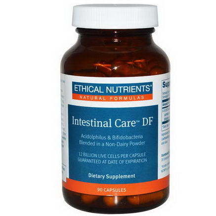 Ethical Nutrients, Intestinal Care DF, 90 Capsules