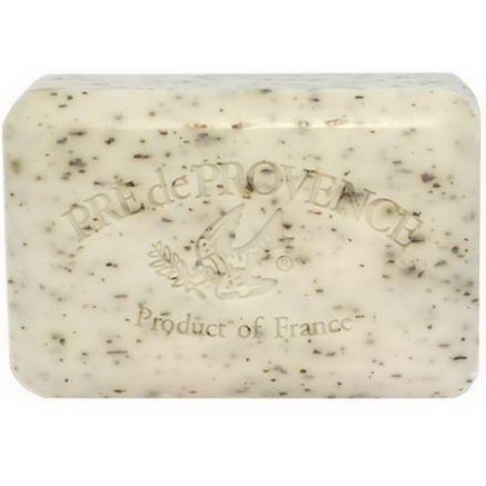 European Soaps, LLC, Pre de Provence, Bar Soap, Mint Leaf, 8.8oz (250g)