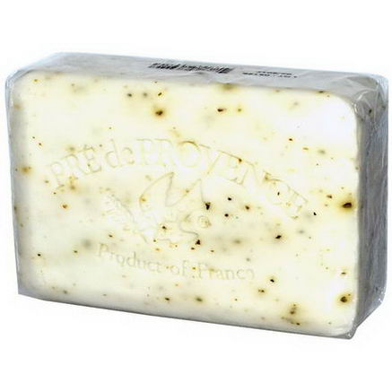 European Soaps, LLC, Pre de Provence, Bar Soap, White Gardenia, 8.8oz (250g)
