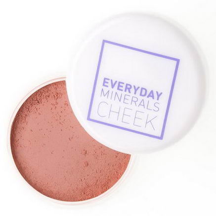 Everyday Minerals, Cheek Blush, Primrose, 17oz (4.8g)