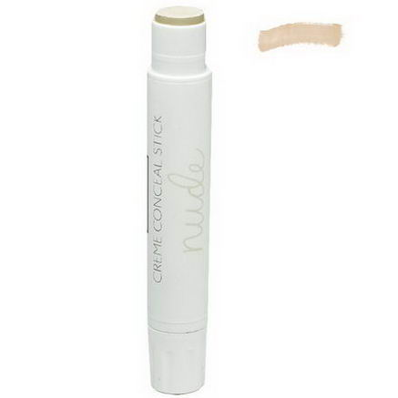 Everyday Minerals, Cream Conceal Stick, Nude, 0.09oz (2.6g)