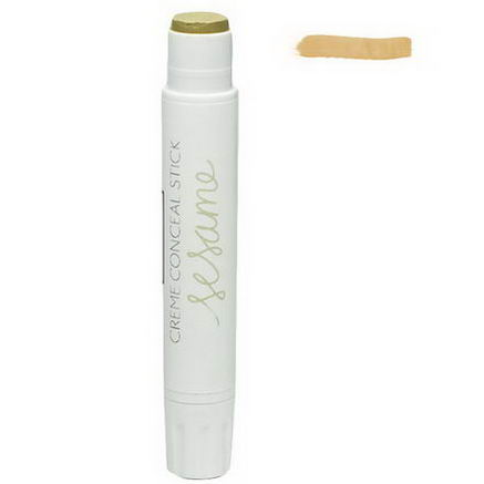 Everyday Minerals, Cream Conceal Stick, Sesame, 0.09oz (2.6g)