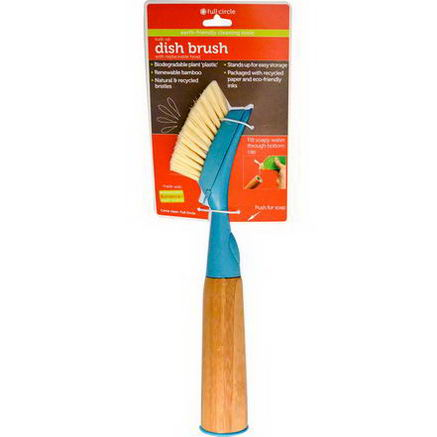 Full Circle Home LLC, Suds Up, Dish Brush, with Replaceable Head