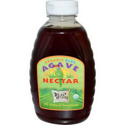 Fun Fresh Foods, Organic Blue Agave Nectar, 16 fl oz (473.12 ml)