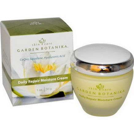 Garden Botanika, Daily Repair Moisture Cream, 1oz (30g)