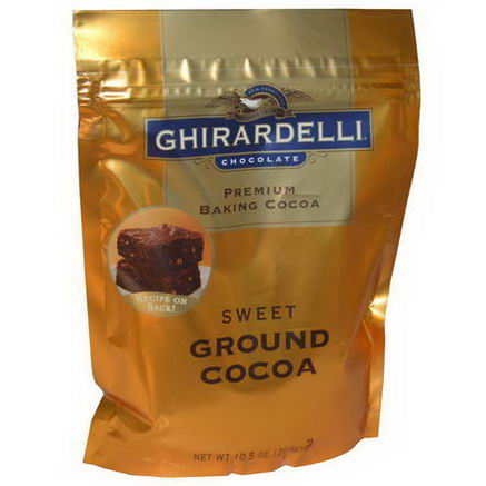 Ghirardelli, Sweet Ground Cocoa, 10.5oz (298g)
