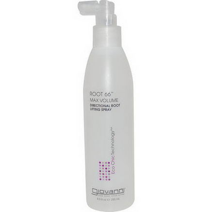 Giovanni, Root 66, Max Volume, Directional Root Lifting Spray, 8.5 fl oz (250 ml)