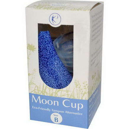 GladRags, Moon Cup, Size B, 1 Cup