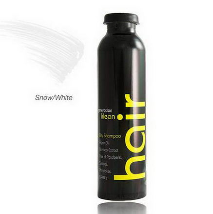 Gray Disappear, Hair, Dry Shampoo, Snow (White), 2.6oz (74g)