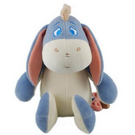 Greenpoint Brands, Disney, Organic Cotton Collection, Eeyore Plush
