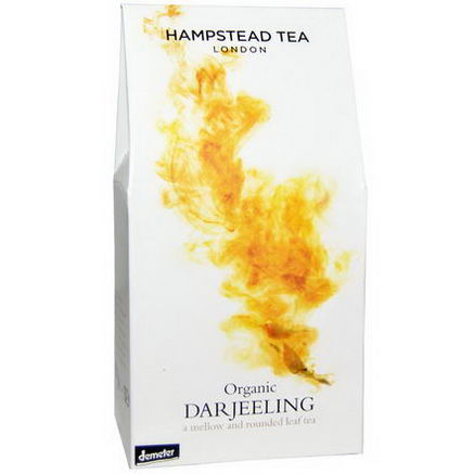 Hampstead Tea, Organic Darjeeling, 3.53oz (100g)