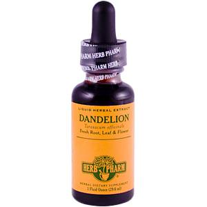 Herb Pharm, Dandelion, 1 fl oz (29.6 ml)