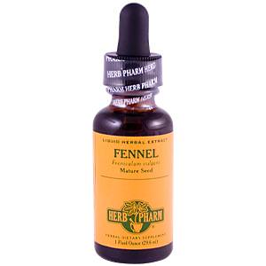 Herb Pharm, Fennel, 1 fl oz (29.6 ml)