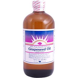 Heritage Products, Grapeseed Oil, 16 fl oz (480 ml)