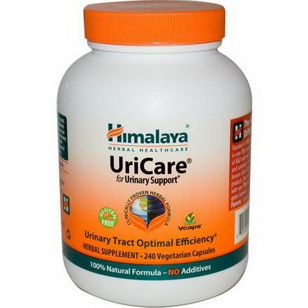 Himalaya Herbal Healthcare, UriCare, 240 Veggie Caps