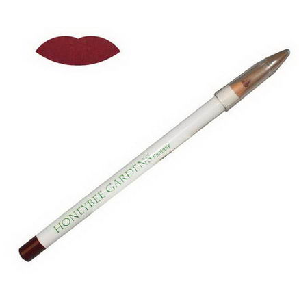 Honeybee Gardens, JobaColors Lip Liner, Fantasy, 0.04oz (1g)