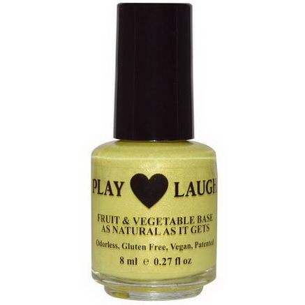 Hugo Naturals, Nail Polish, Sunny Days, 0.27 fl oz (8 ml)