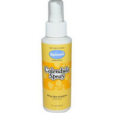 Hyland's, Calendula Spray, 4 fl oz (120 ml)