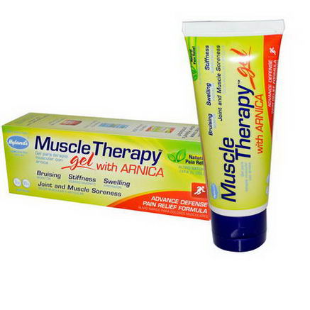 Hyland's, Muscle Therapy, Gel, with Arnica, 3oz (85g)
