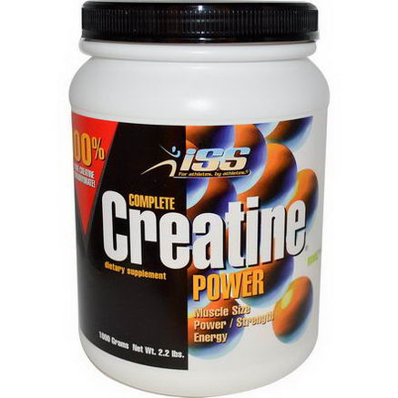 ISS Research, Complete Creatine Power, 2.2 lbs (1000g)