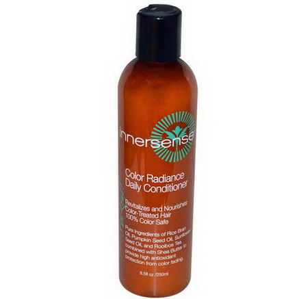 Innersense Organic Beauty, Color Radiance Daily Conditioner, 8.5 fl oz (250 ml)