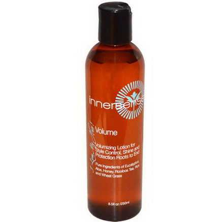 Innersense Organic Beauty, I Love My Hair, Volume, Volumizing Lotion, 8.5 fl oz (250 ml)
