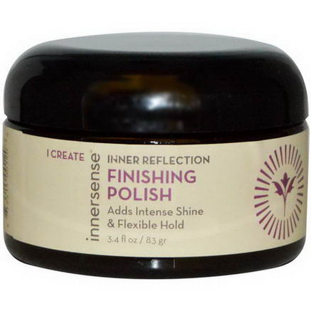 Innersense Organic Beauty, Inner Reflection Finishing Polish, 3.4 fl oz (83g)