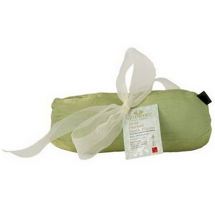 Jadience Herbal Formulas, Jade Herbal Neck Pillow, 1 Pillow