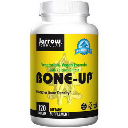 Jarrow Formulas, Bone-Up, With Calcium Citrate, 120 Tablets