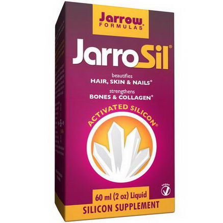 Jarrow Formulas, JarroSil, Activated Silicon, 2oz (60 ml)