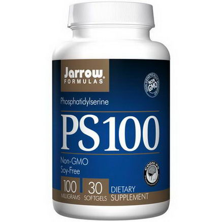 Jarrow Formulas, PS 100, 100mg, 30 Softgels