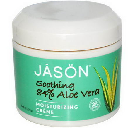 Jason Natural, Moisturizing Creme, 4oz (113g)
