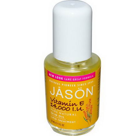 Jason Natural, Vitamin E, 14, 000 IU, 1 fl oz (30 ml)