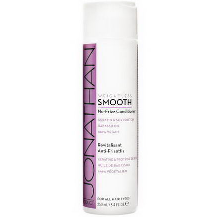 Jonathan Product, Weightless Smooth No-Frizz Conditioner, 8.4 fl oz (250 ml)