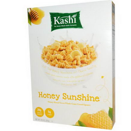 Kashi, Honey Sunshine Cereal, 10.5oz (297g)
