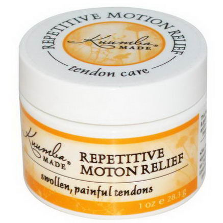 Kuumba Made, Repetitive Motion Relief, 1oz (28.3g)