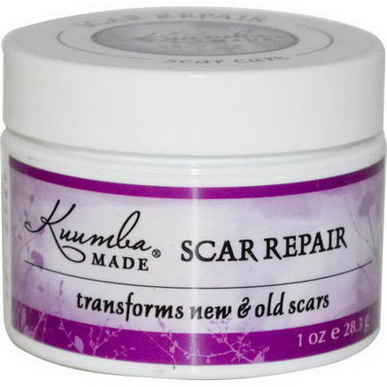 Kuumba Made, Scar Repair, 1oz (28.3g)