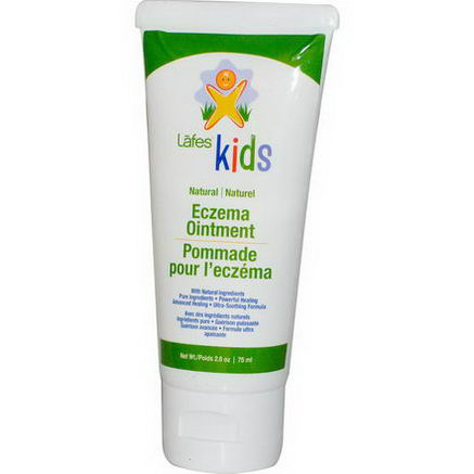 Lafe's Natural Body Care, Kids, Eczema Ointment, 2.6oz (75 ml)