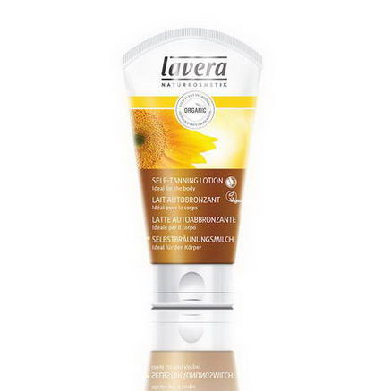 Lavera Naturkosmetic, Self-Tanning Lotion, 5.0 fl oz (150 ml)