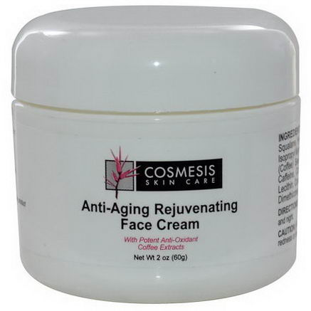 Life Extension, Cosmesis Skin Care, Anti-Aging Rejuvenating Face Cream, 2oz (60g)
