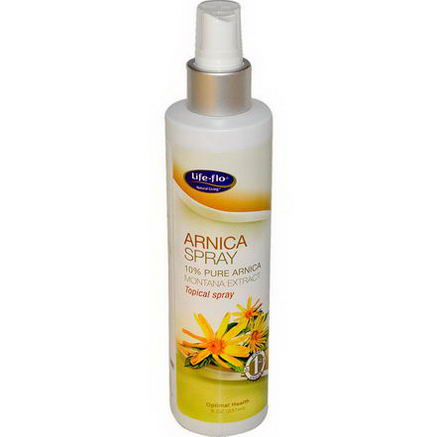 Life Flo Health, Arnica Spray, 8oz (237 ml)